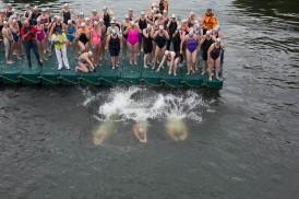 Liffey swim