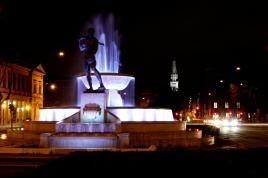 Modena by night