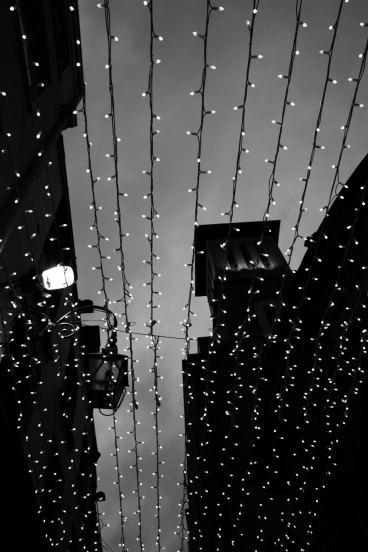 Lots of lights...