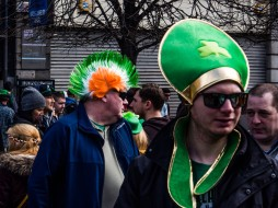 Is that St. Patrick?