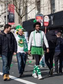 St. Patrick's attire