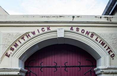 Smithwick's gate