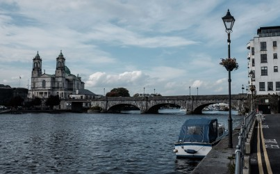 On the road: Athlone