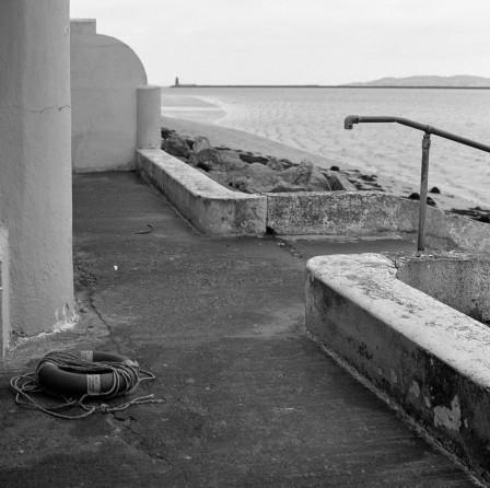 Dublin bay, Bull Island. Zenza Bronica SQ-A