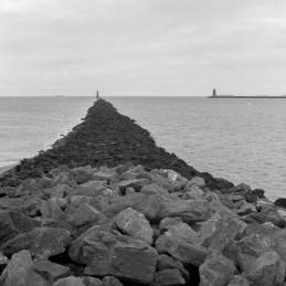 Dublin bay. Zenza Bronica SQ-A