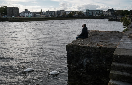 Evening in Galway